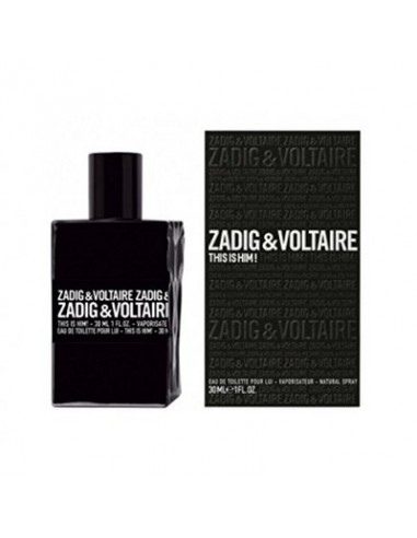 Zadig & Voltaire This is For Him Eau de Toilette 30 ml spray