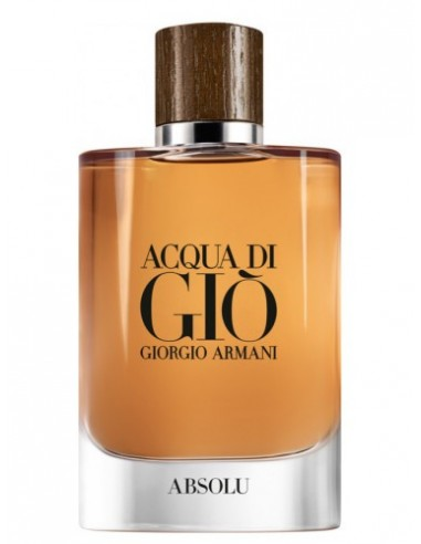 Armani Acqua di Gio' Absolue Eau De Parfum 75 ml Spray - TESTER
