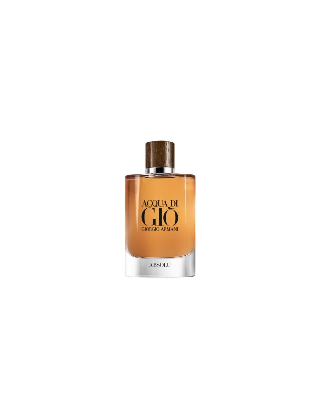 Armani Acqua di Gio  Absolu Eau De Parfum 75 ml Spray - TESTER ... 83633cbb722ca