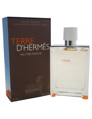 Hermes Terre D'Hermes Eau Tres Fraiche Eau de Toilette 75 ml spray