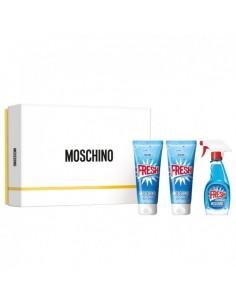 Moschino Fresh Couture coffret Eau de Toilette 50ml+  Shower Gel 100ml+ Body Lotion 100ml