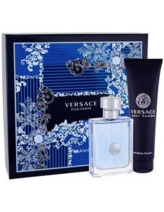 Versace Pour Homme coffret Eau de Toilette 100ml+ Shower Gel 150ml