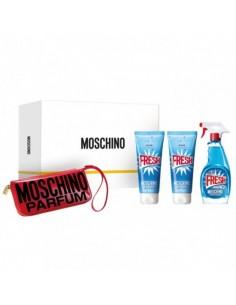Moschino Fresh Couture Coffret Edt 100 ml + Body Lotion 100 ml + Shower Gel 100 ml