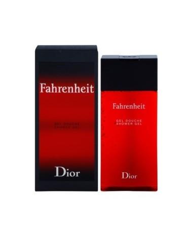 Christian Dior Fahrenheit Shower Gel 200 ml