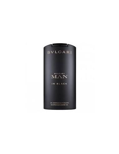 Bulgari Man In Black Shower Gel 200 ml