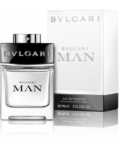 Bulgari Man Eau De Toilette 60 ml Spray