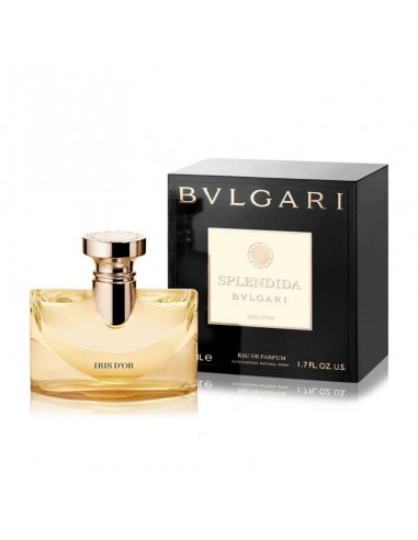 Bulgari Splendida Iris D'Or Eau de Parfum 50 ml Spray