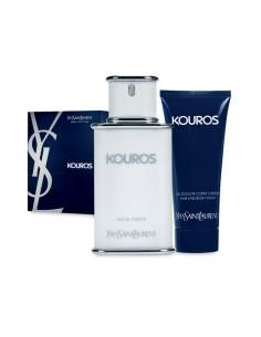 Yves Saint Laurent Kouros Travel Selection Edt 100 ml + Shower Gel 100 ml