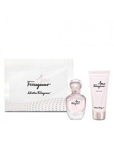 Salvatore Ferragamo Amo Set (Eau De Parfum 50 ml + Body Lotion 100 ml)