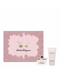 Salvatore Ferragamo Signorina Set (Eau De Parfum 30 ml + Body Lotion 50 ml)