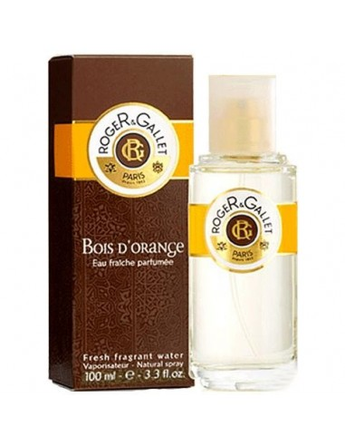 Roger & Gallet Bois D'Orange Eau Fraiche 100 ml Spray