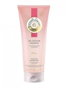 Roger & Gallet Rose Silver Creme Shower Gel 200 ml