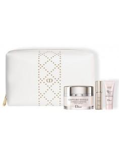 Christian Dior Capture Totale Set( Siero Anti Età +Crema Multi-Perfezione+Trattamento Viso Ati Età Globale)