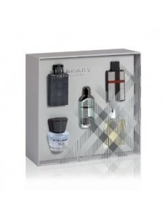 Burberry Men Miniatures Set