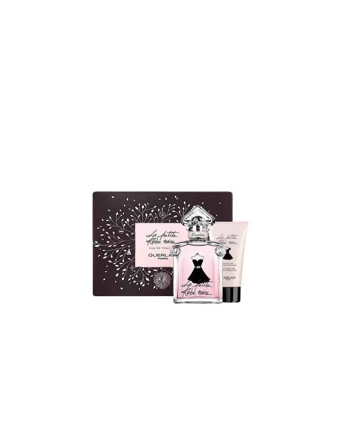 5b1554bbc72 Guerlain Coffret La Petite Robe Noire Eau de toilette 100 ml + Body Lotion  75 ml