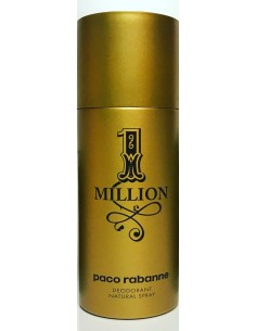 Paco Rabanne One Million Deodorante 150 ml Spray