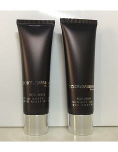 Dolce & Gabbana The One For Men After Shave Balm 50 ml + Shower Gel 50 ml - Senza Scatola