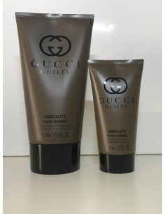 Gucci Guilty Absolute Pour Homme Shower Gel 150 ml + After Shave Balm 50 ml