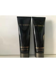 Dolce & Gabbana Intenso After Shave Balm 50 ml + Shower Gel 50 ml - Senza Scatola