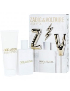 Zadig & Voltaire Just Rock for Her Cofanetto Eau de Parfum 50 ml spray + Body lotion 75 ml