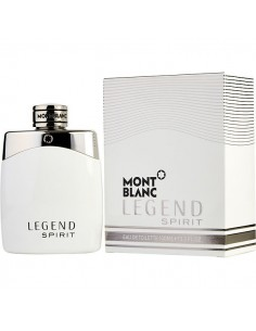 Mont Blanc Legend Spirit Homme Eau de Toilette Spray