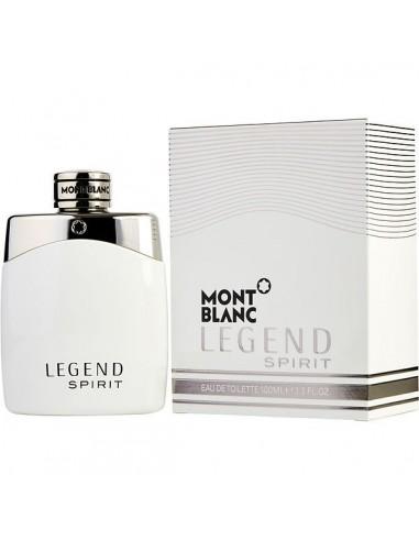 Mont Blanc Legend Spirit Homme Eau de Toilette Spray
