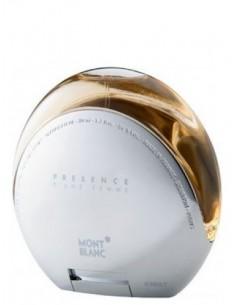 Mont Blanc Presence D'Un Femme Eau De Toilette 75 ml Spray - TESTER