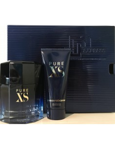 Paco Rabanne Pure XS Set ( Eau De Toilette 100 ml Spray + Gel Doccia 100 ml)