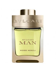 Bulgari Man Wood Neroli Eau De Parfum 100 ml Spray - Tester
