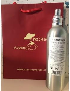 Laura Biagiotti Forever Eau De Parfum 250 ml Spray Ricarica da Fontana - Tester