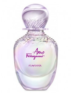Salvatore Ferragamo Amo Flowerful Eau de Toilette 100 ml Spray - Tester