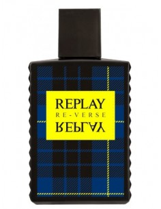 Replay Signature Reverse For Him Eau de Toilette 100 ml Spray - Tester