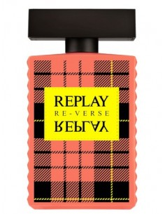 Replay Signature Reverse For Her Eau de Toilette 100 ml Spray - Tester