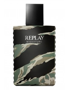 Replay Signature For Him Eau de Toilette 100 ml Spray - Tester
