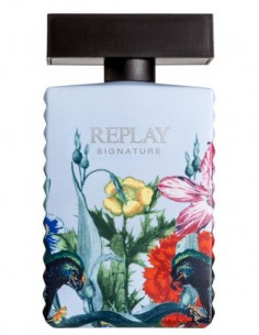 Replay Signature Her Secret Eau de Toilette 100 ml Spray - Tester