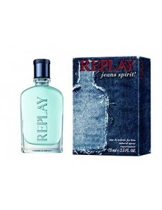Replay Jeans Spirit For Him Eau de Toilette Spray