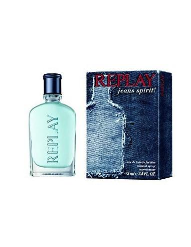 Replay Jeans Spirit For Him Eau de Toilette Spray