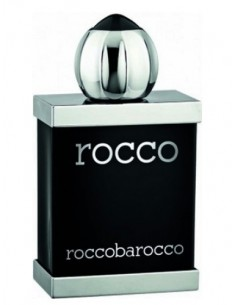 Roccobarocco Rocco Black For Men Eau de Toilette 100 ml Spray - Tester