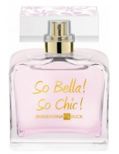 Mandarina Duck So Bella! So Chic! Eau de Toilette 100 ml Spray - Tester