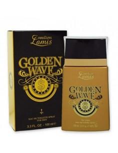 Creation Lamis Golden Wave For Men Eau de Toilette Spray