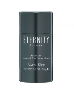Calvin Klein Eternity For Men Deo Stick Senza Alcool 75 ml