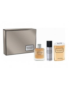 Trussardi Riflesso Deluxe Set Regalo (Eau de Toilette 100 ml + Shower Gel 200 ml + Deo Spray 100 ml)