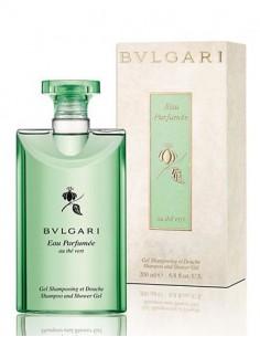 Bulgari Man Eau Parfumee The Vert Shower Gel 200 ml