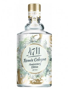 4711 Remix Cologne Anniversary Edition 225 Years Eau De Cologne 100 ml Spray - TESTER
