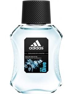 Adidas Ice Dive Eau De Toilette 100 ml - Tester (12 pezzi)