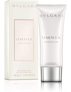 Bulgari Omnia Crystalline Shower Gel 200 ml