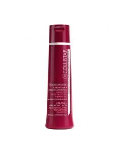 Collistar Speciale Capelli Attivi Puri Shampoo Ricostruttivo Riempitivo Cheratina + Acido Ialuronico 250 ml