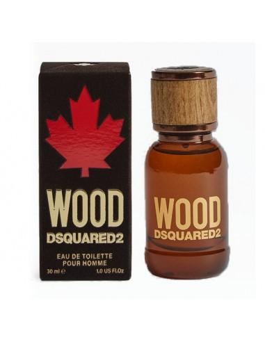 Dsquared He  Wood Set ( Edt 100 ml Spray + Ombrello)