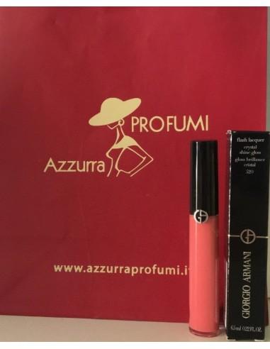 Giorgio Armani Flafh Laquer Crystal Shine Gloss 520 Pink 6.5 ml