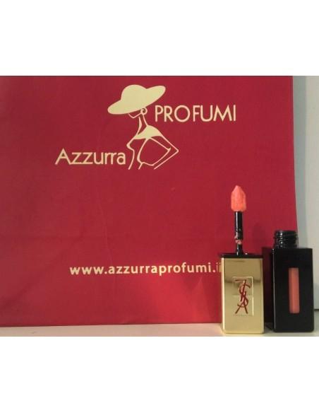 Yves Saint Laurent Rouge Pur Couture Vernis à Lèvres 27 Peche-Cerra-Cola 6 ml
